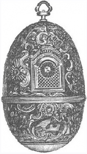 Часы И.П. Кулибина