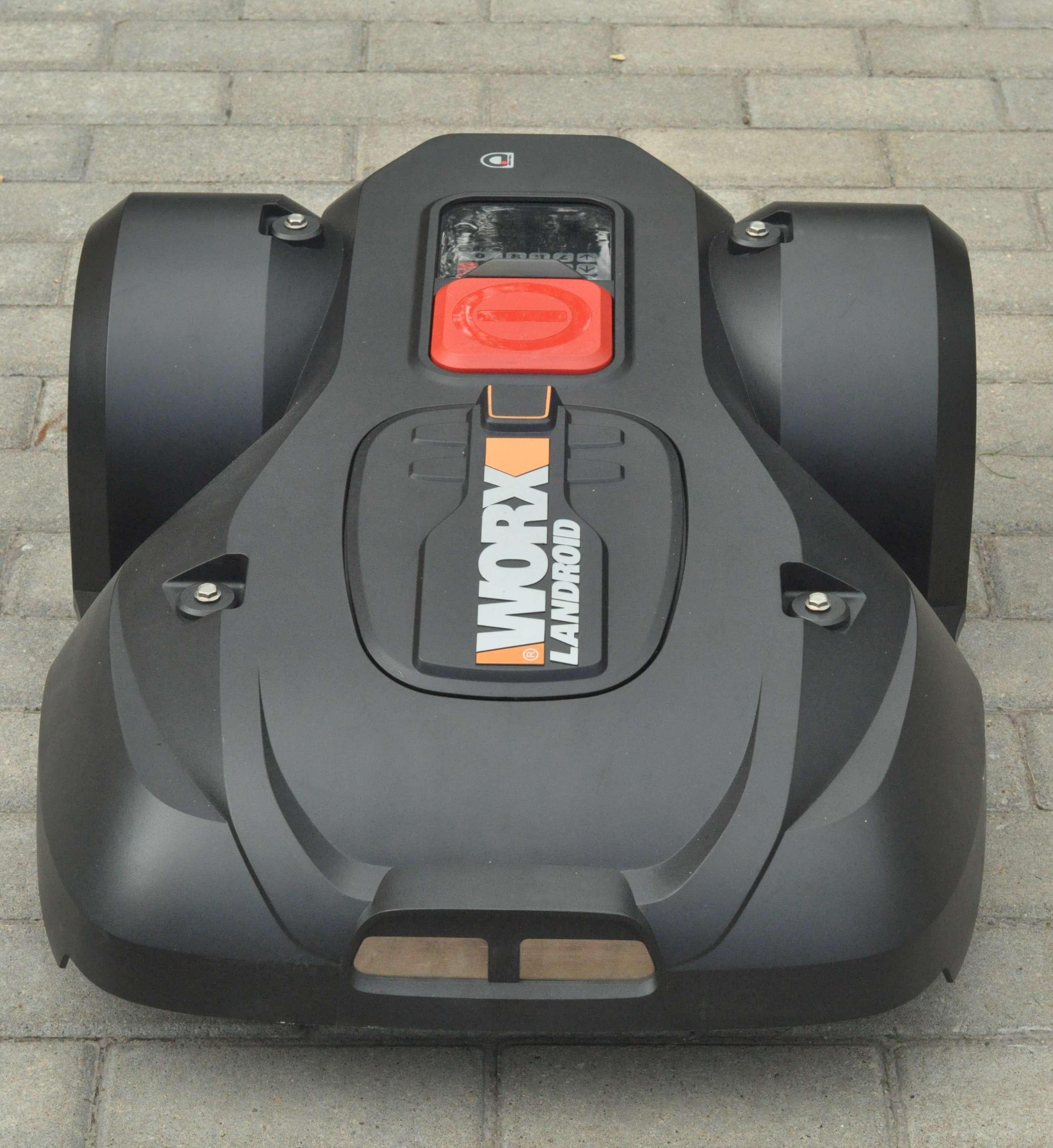 bosch indego worx wg795e landroid robomow. Black Bedroom Furniture Sets. Home Design Ideas