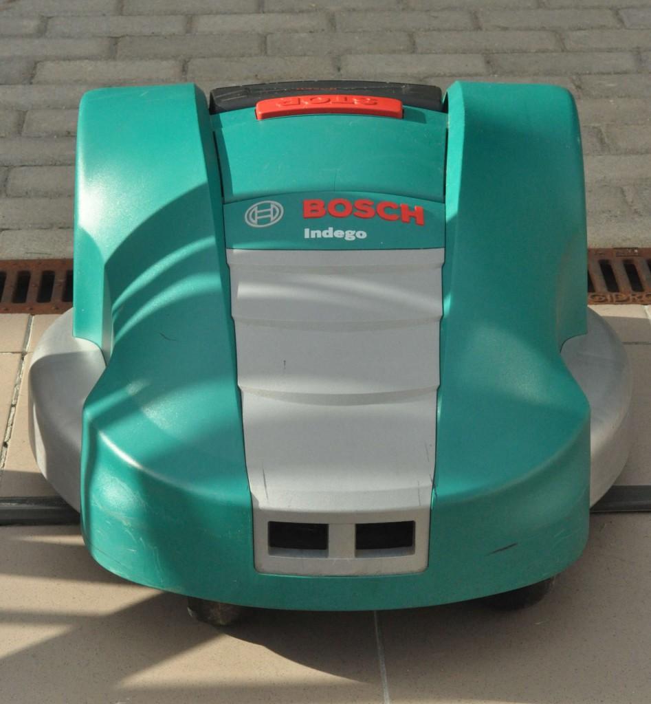 Фото 3.3.2 Вид спереди Bosch indego