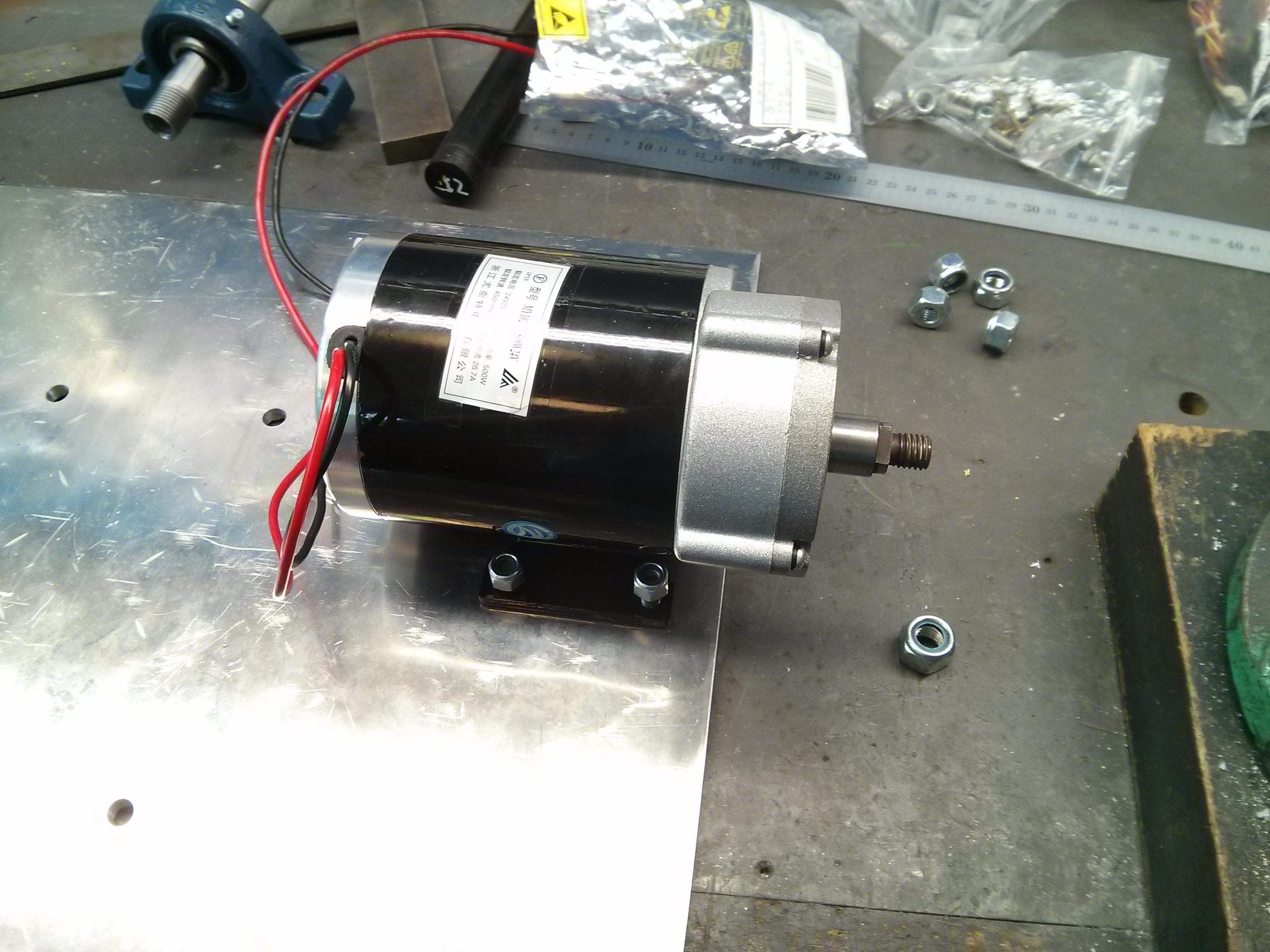 Электродвигатели для косилок своими руками