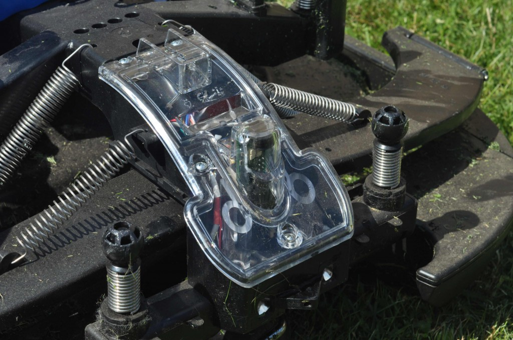Герконовый датчик у РС612